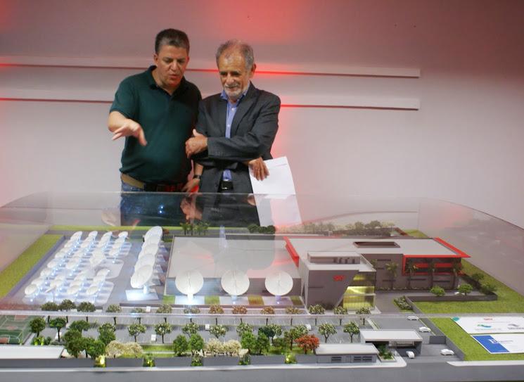 [SKYTEC] SKY anuncia construção de centro de transmissão em Jaguariúna Dsc07810
