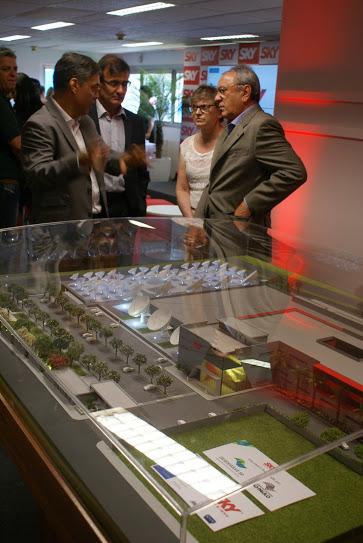 [SKYTEC] SKY anuncia construção de centro de transmissão em Jaguariúna Dsc07812