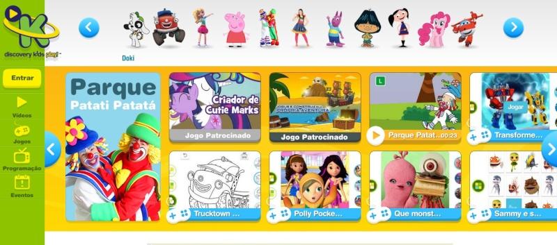 play - [SKYTEC] Discovery Kids Play disponível para assinantes SKY Screen10