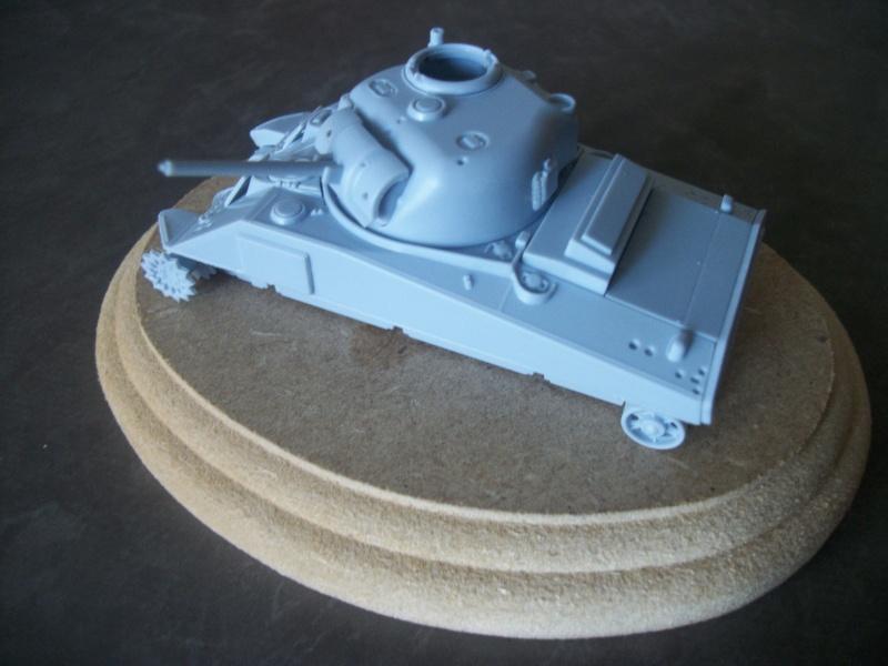 [1/72] Sherman M4 D DAY 100_4212