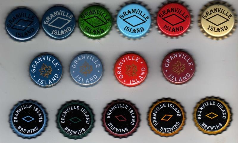 Granville Island Brewing Granvi11