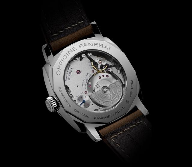Communiqué de Presse SIHH 2016: RADIOMIR 1940 3 DAYS GMT AUTOMATIC ACCIAIO – 45mm - PAM00627 & PAM00657 0514