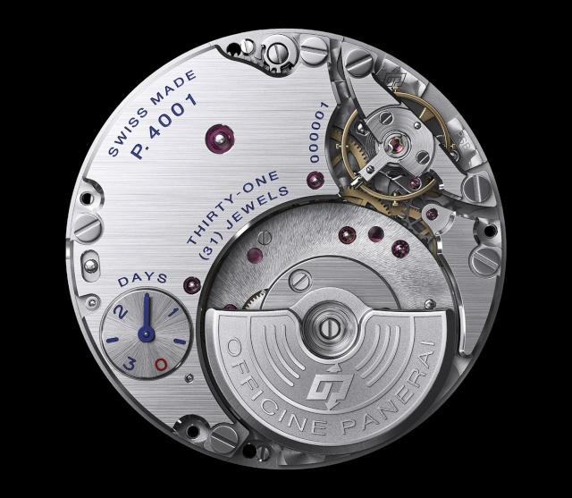 Communiqué de Presse SIHH 2016: RADIOMIR 1940 3 DAYS GMT AUTOMATIC ACCIAIO – 45mm - PAM00627 & PAM00657 0711