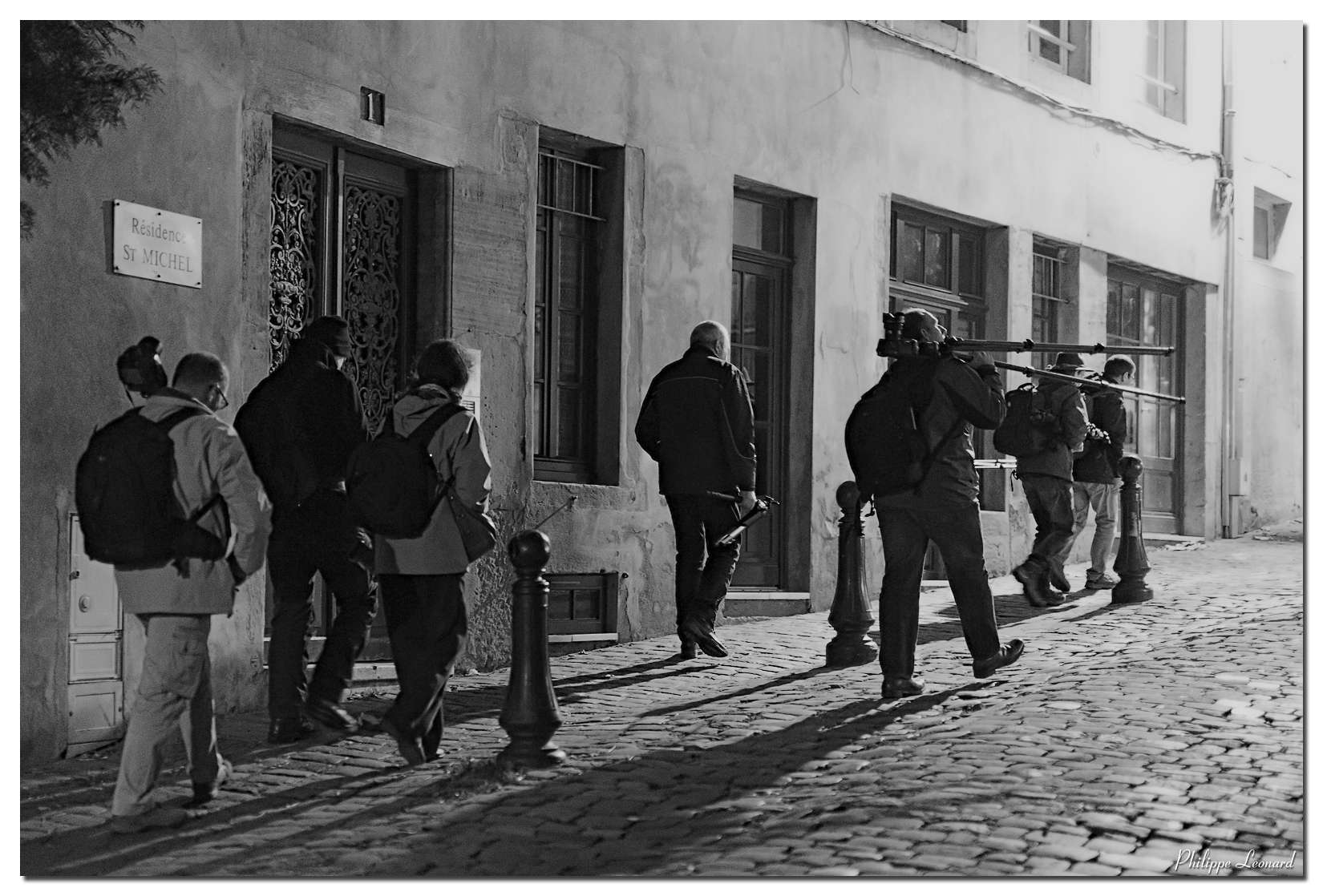 Sotie à Metz, de nuit - 14/11/15 - photos d'ambiance 14112010