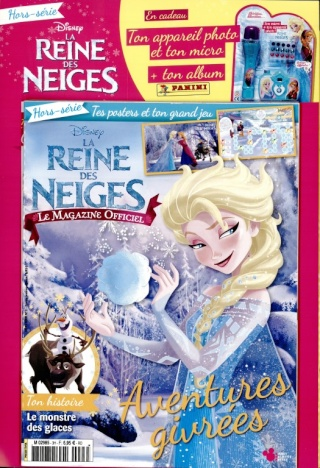 [Magazine] Disney Princesse Magazine France - Page 6 M2985h10