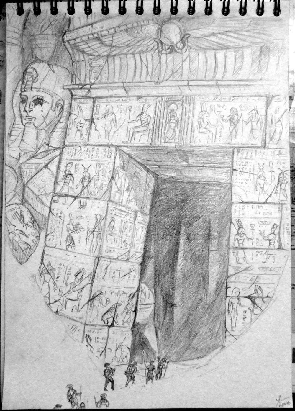 [Dess] Les dessins de Gromdal - Page 2 2016_029