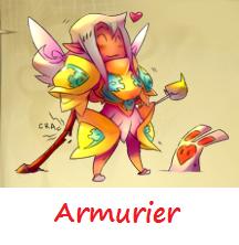 Liste des artisans et récolteurs niveau 100 de la guilde Armuri10