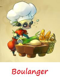 Liste des artisans et récolteurs niveau 100 de la guilde Boulan10