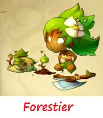 Liste des artisans et récolteurs niveau 100 de la guilde Forest10