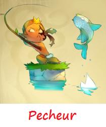 Liste des artisans et récolteurs niveau 100 de la guilde Pecheu10