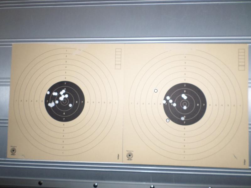 Mes 1er carton avec ma première carabine .... Sam_2312