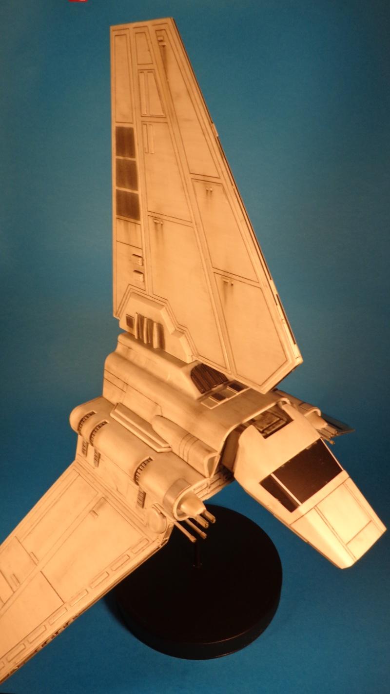 Imperial Shuttle easy kit revell Dsc02210