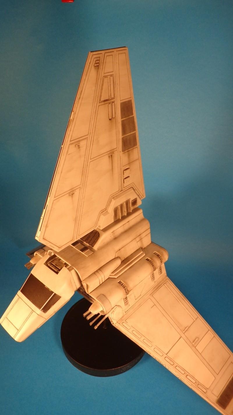 Imperial Shuttle easy kit revell Dsc02211