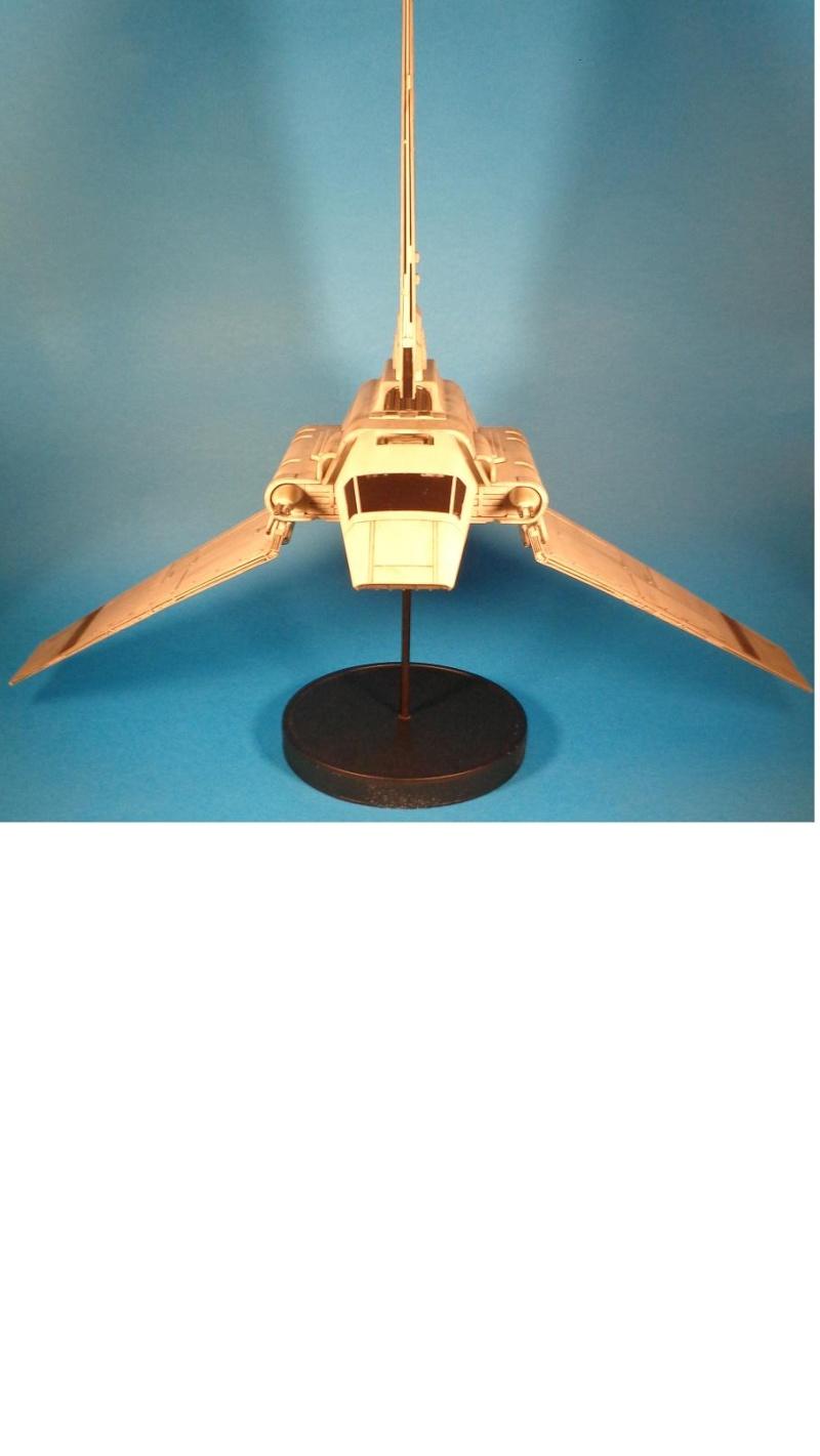 Imperial Shuttle easy kit revell Dsc02214