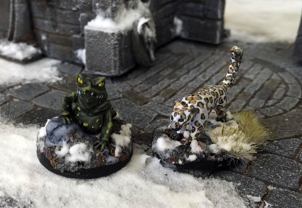 Des figurines qui n'ont pas peur du froid... Img_2411