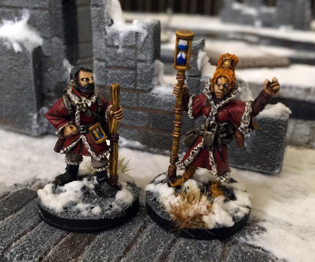Des figurines qui n'ont pas peur du froid... Img_2413