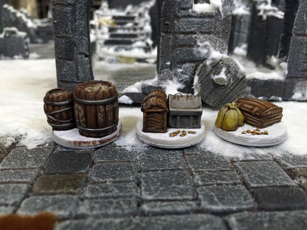 Des figurines qui n'ont pas peur du froid... Img_2417