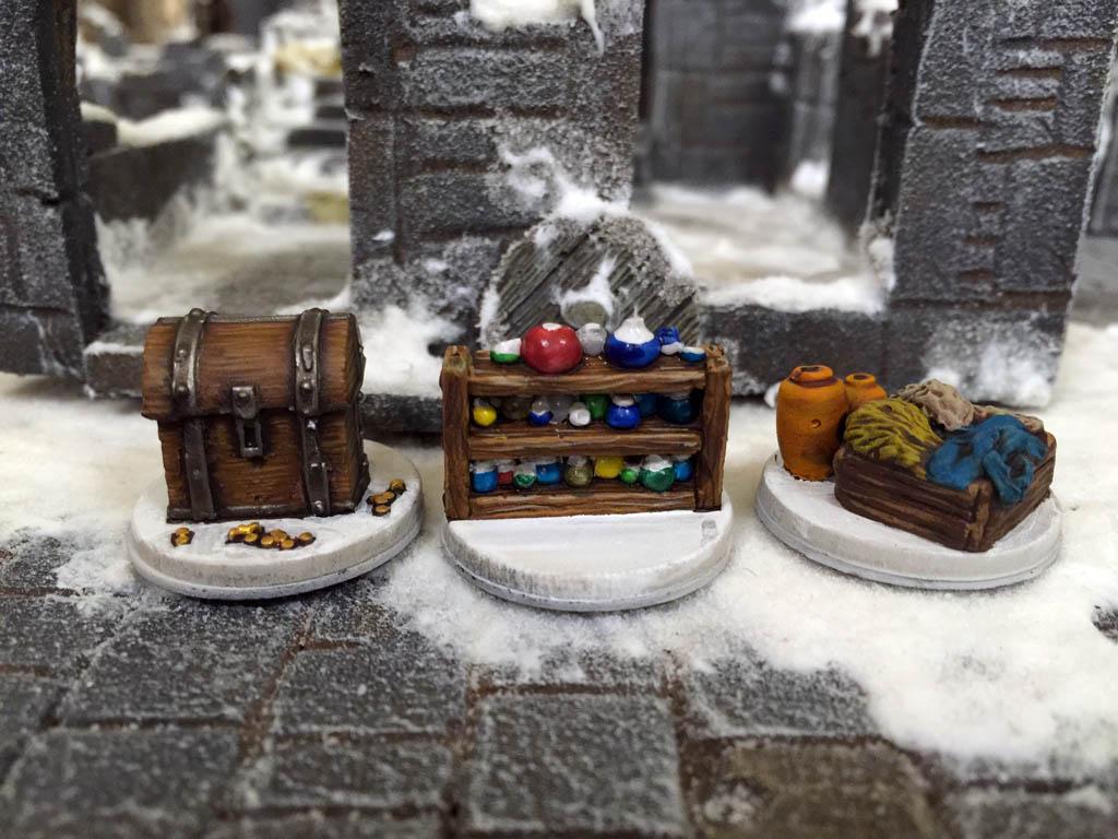 Des figurines qui n'ont pas peur du froid... Img_2418