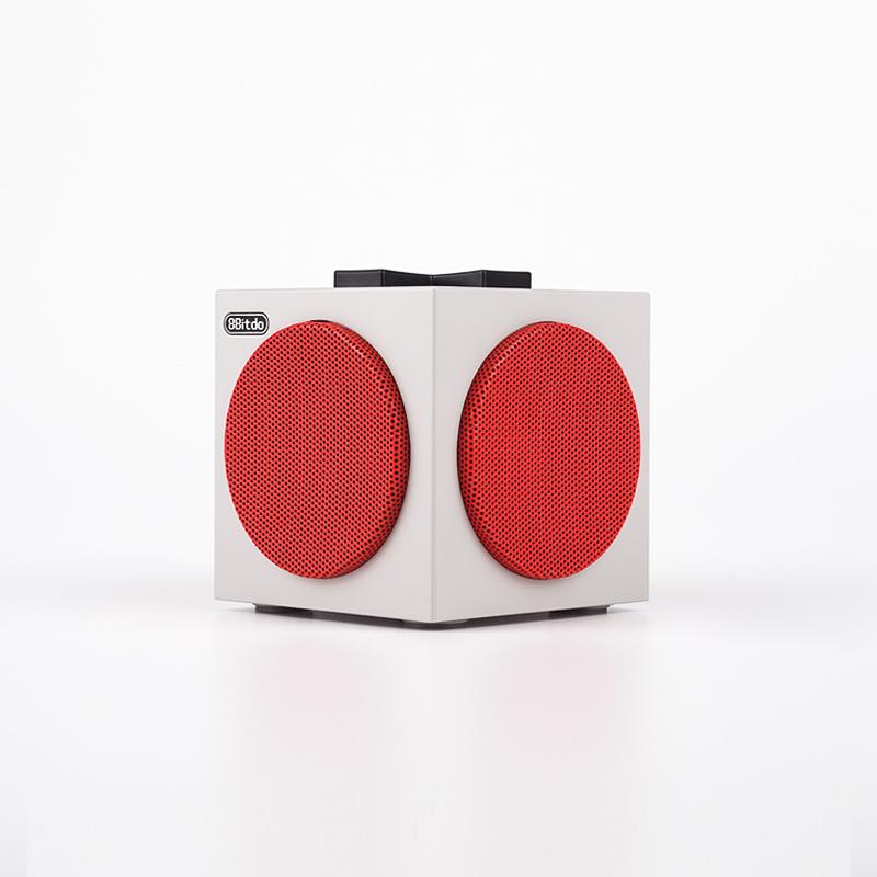 8Bitdo Retro Cube Speaker sur Belchine 8bitdo12