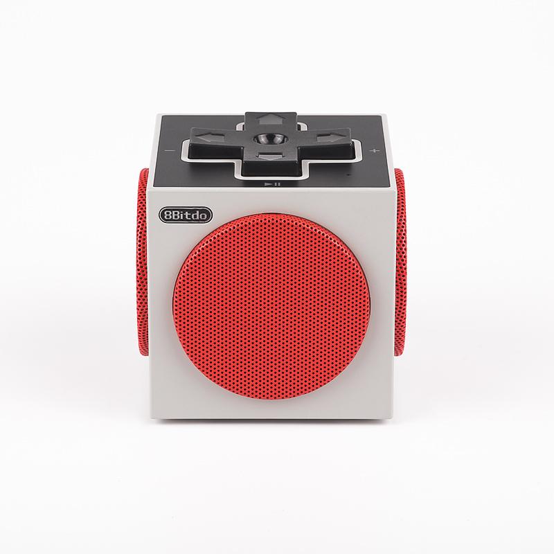 8Bitdo Retro Cube Speaker sur Belchine 8bitdo13