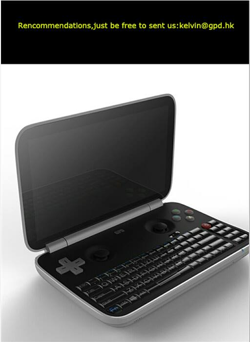 GPD Windows Version Gpd-xd13