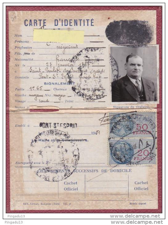 Cartes d'identité 10254910