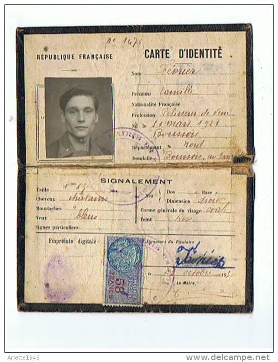 Cartes d'identité 10259310