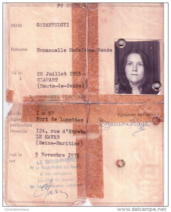 Cartes d'identité 10410711