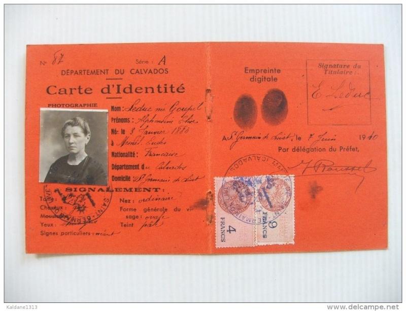 Cartes d'identité 10653311