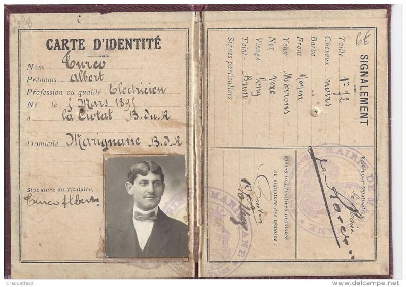 Cartes d'identité 10658611