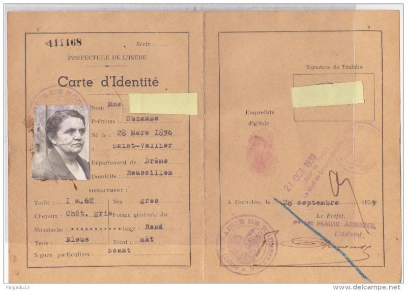 Cartes d'identité 12339210