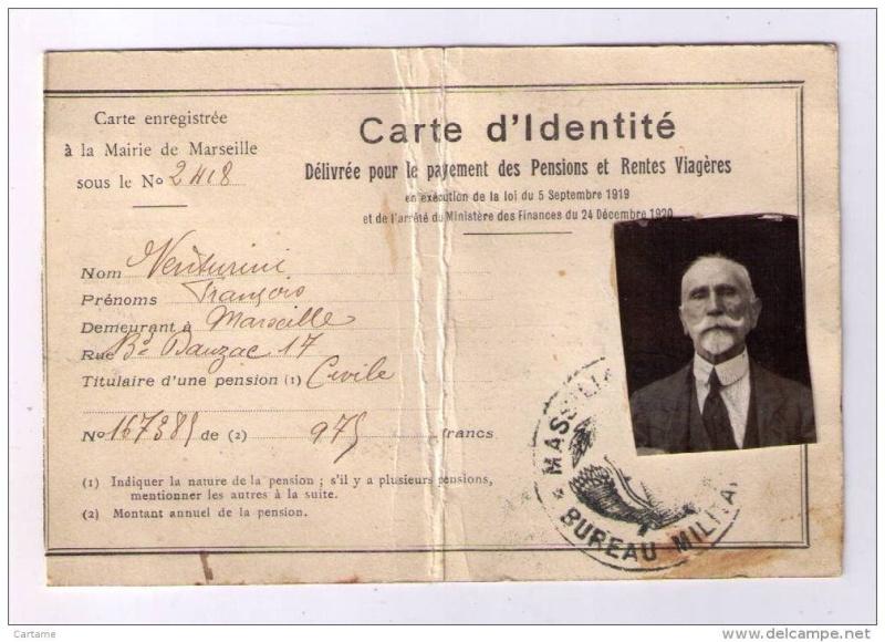 Cartes d'identité 12401911