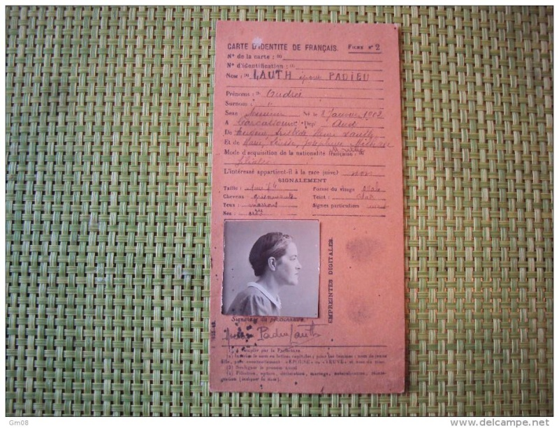 Cartes d'identité 12417610