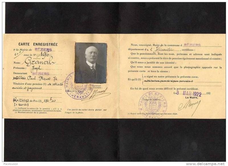 Cartes d'identité 12419210