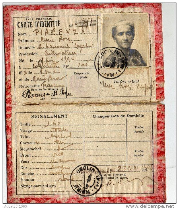 Cartes d'identité 14971810
