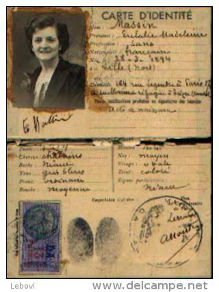 Cartes d'identité 16620_10