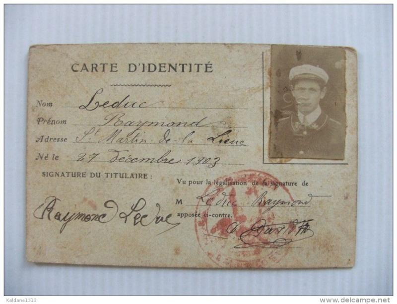 Cartes d'identité 18450010