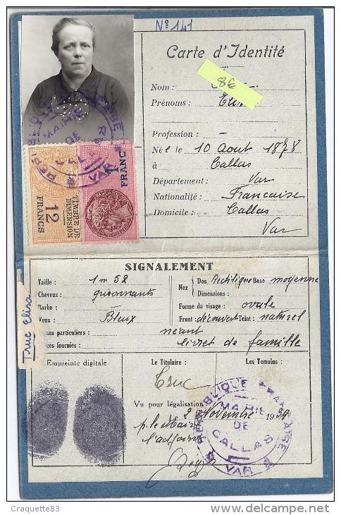 Cartes d'identité 19180410