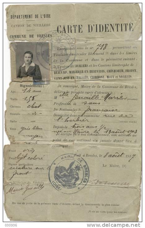 Cartes d'identité 19185910