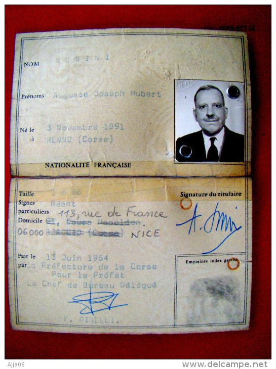 Cartes d'identité 19190110