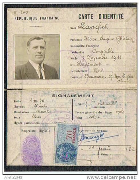 Cartes d'identité 19293510