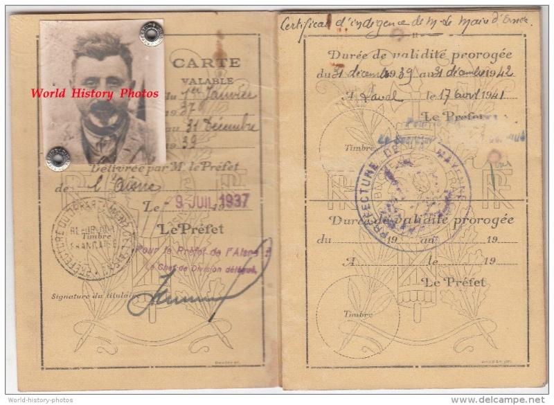 Cartes d'identité 19334010
