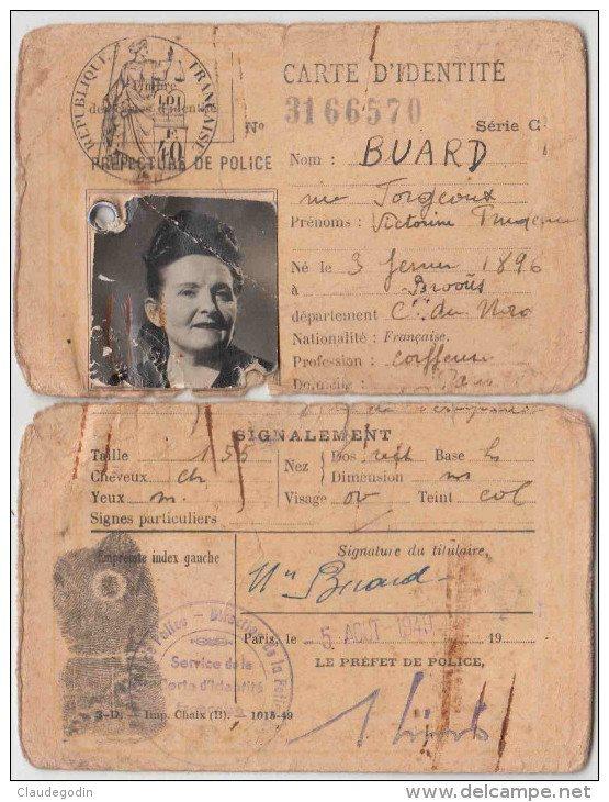 Cartes d'identité 19349611