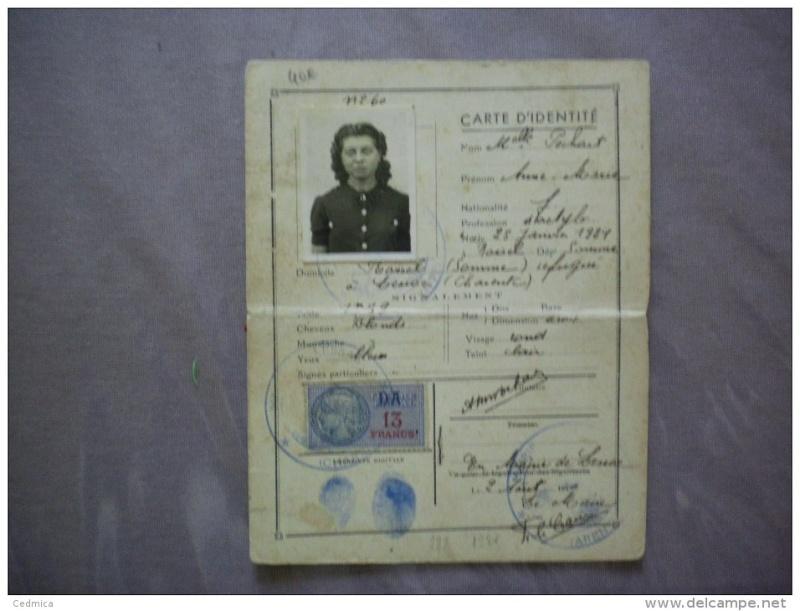 Cartes d'identité 19364910