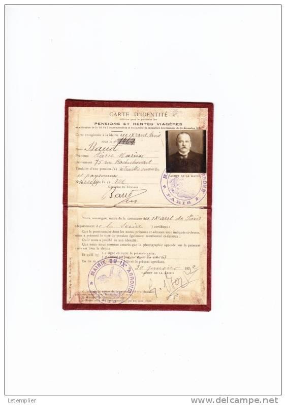 Cartes d'identité 53516510