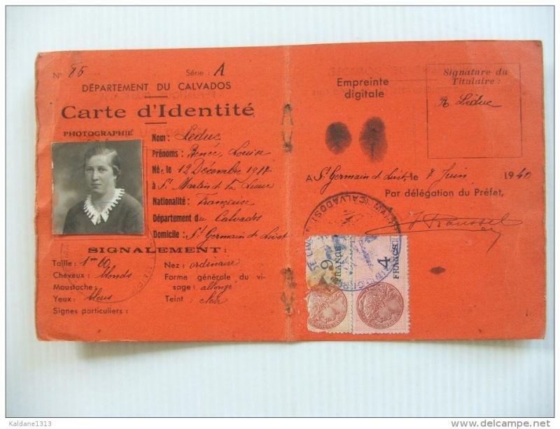 Cartes d'identité 94408710