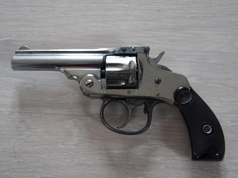 pistolet 22 LR mono-coup 15031910