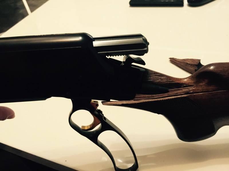 problème envoie carabine par la poste  12571110