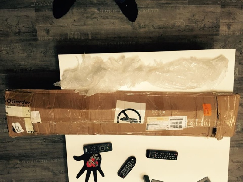 problème envoie carabine par la poste  12596410