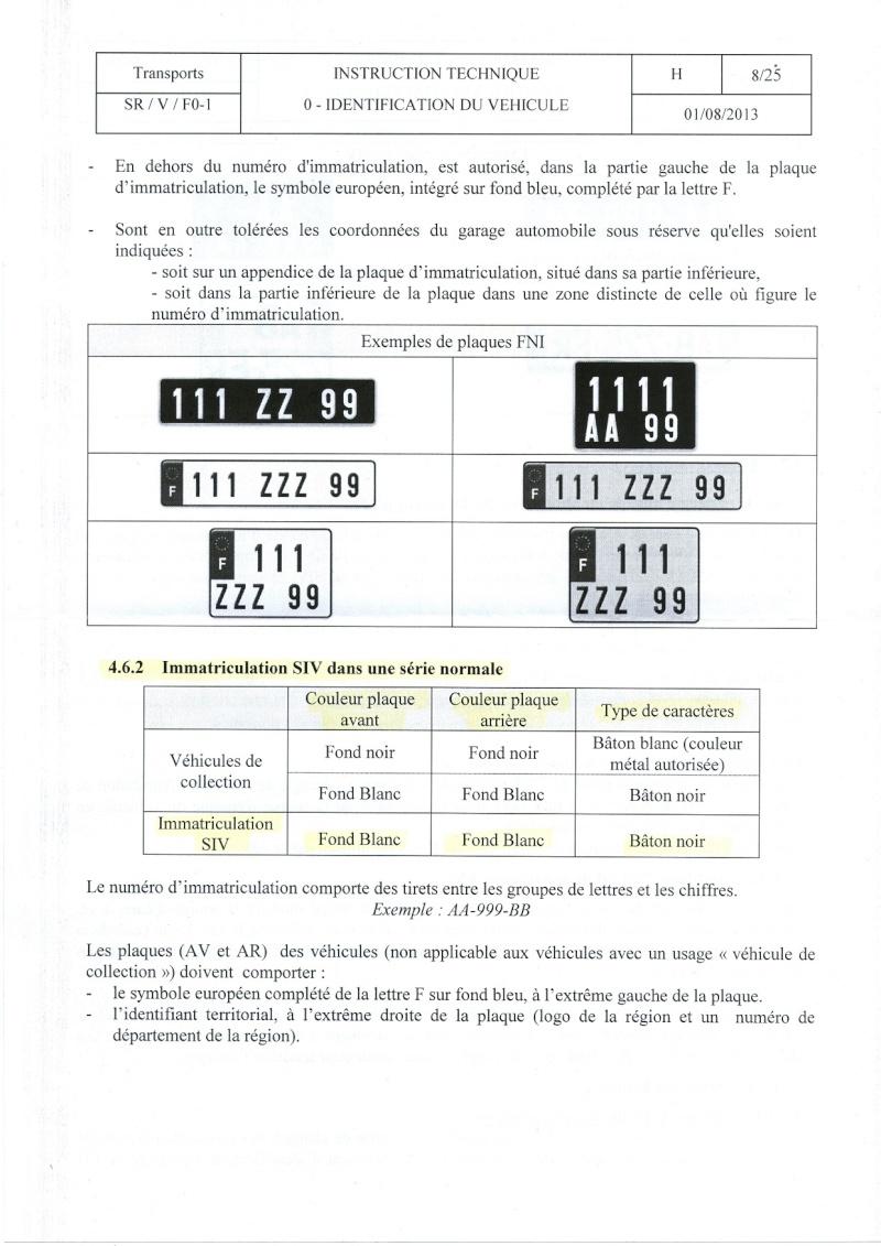 Plaque d'immatriculation noires anciennes. Img01110